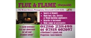 Flue and Flame (Gwynedd)