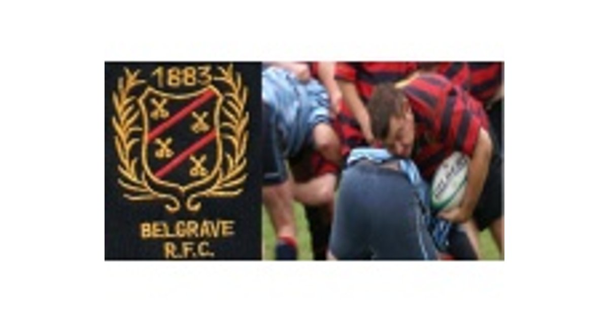 Information Belgrave Rugby Football Club