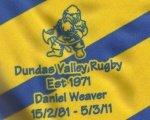 Dundas Valley Vikings RFC Est 1971