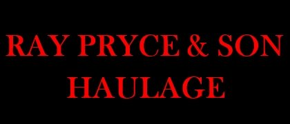 Ray Pryce & Son Haulage