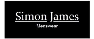 Simon James Menswear Hire