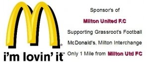 Mcdonalds, Milton Heights