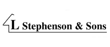 L Stephenson & Sons Ltd