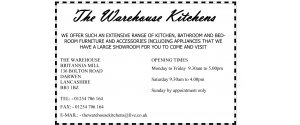 The Warehouse Kitchens