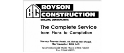 Boyson Construction