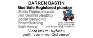Darren Bastin - Plumber