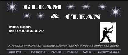 Gleam & Clean