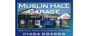 Muslin Hall Garage