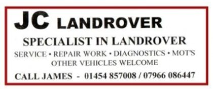 JC Landrover