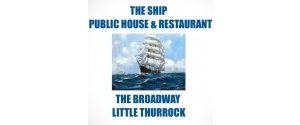 The Ship public house and restaurant, Little Thuurock