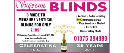 Supreme Carpets and Blinds