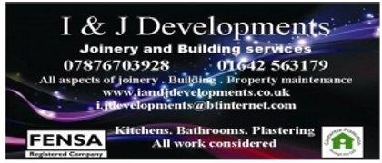 I & J Developments