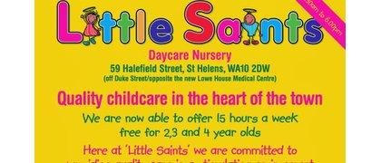 Little Saints Daycare Nursury