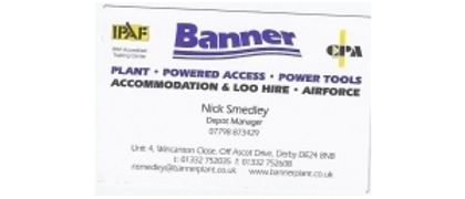 Banner Plant Ltd