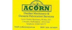 Acorn Garden Machinery