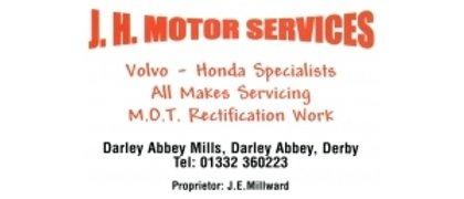 J H Motors Ltd