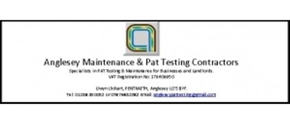 Anglesey PAT Testing & Maintenance Contractors