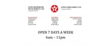 Lewis Forecourts Ltd