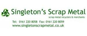 Singletons Scrap Metal