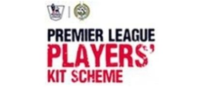 Barclays Premier League Players Kit Scheme