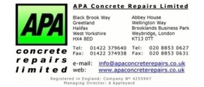 AA Concrete Repairs