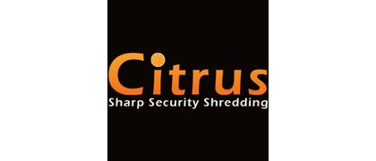 Citrus Security Shredding