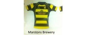 Marstons Brewary