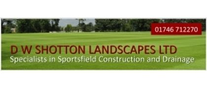D W SHOTTON LANDSCAPES LTD