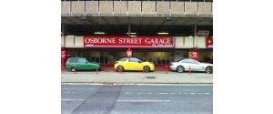 OSBORNE ST GARAGE
