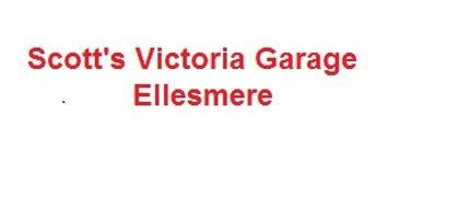 Scott's Victoria Garage