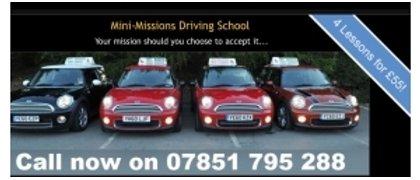 Mini-Mission Driving School