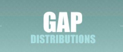 GAP Distributions
