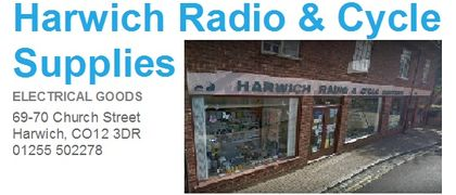 Harwich Radio & Cycles Supplies