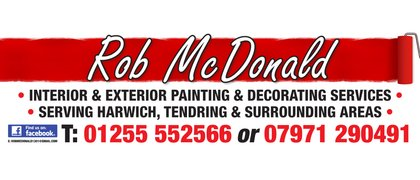 Rob McDonald Painting & Decorating Services