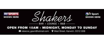 The Shakers Bar