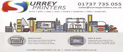 Surrey Printers Limited