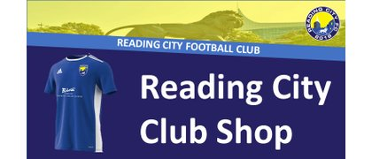 Reading City Club Shop
