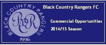 Sponsor Black Country Rangers