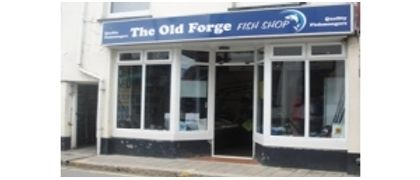 The Old Forge Fish Shop