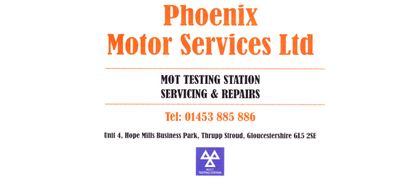 Phoenix Motor Services LTD