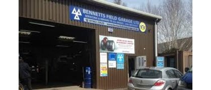 Bennetts Field Garage