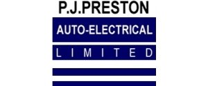 P.J. Preston Auto-Electical Limited