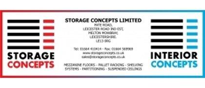 Storage Concepts