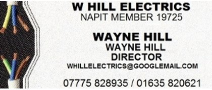 W HILL ELECTRICS