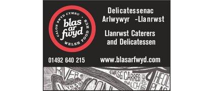 Blas ar Fwyd Welsh Food