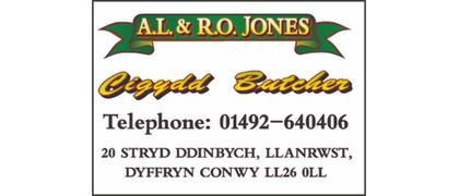 AL & RO Jones Cigydd