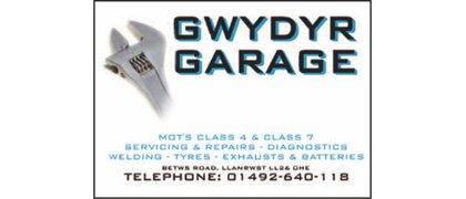 Gwydyr Garage