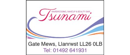 Tsunami Hairdressing, Makeup and Beauty