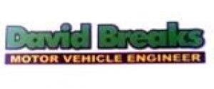 David Breaks Motor Vehicle Engineer