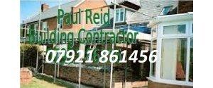 Paul Reid Building Contractor